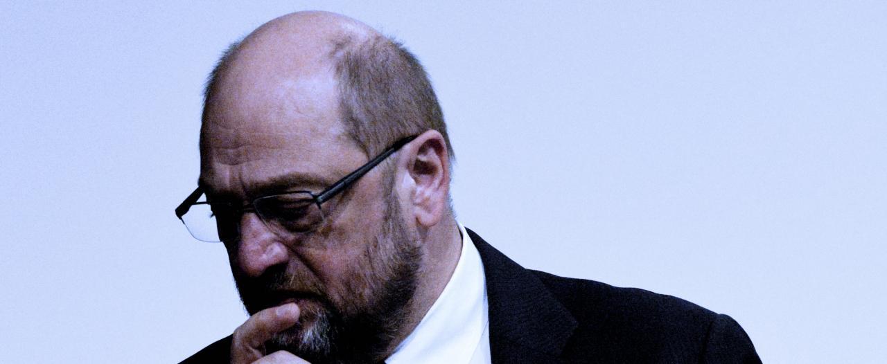 2015-12 Martin Schulz SPD Bundesparteitag by Olaf Kosinsky-1